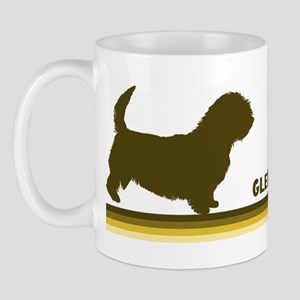 Glen Of Imaal Terrier (retro- Mug
