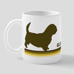 Glen Of Imaal Terrier (retro- Mug