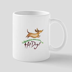 HOT DOG Mugs