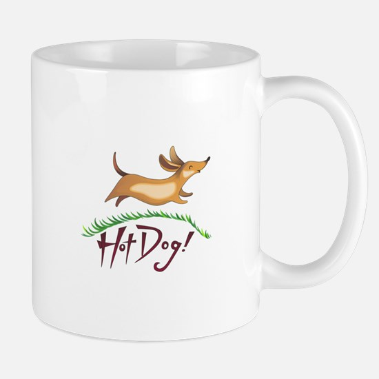 HOT DOG Mugs