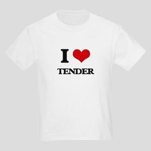 I love Tender T-Shirt