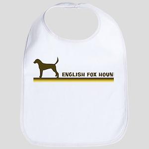 English Fox Hound (retro-blue Bib