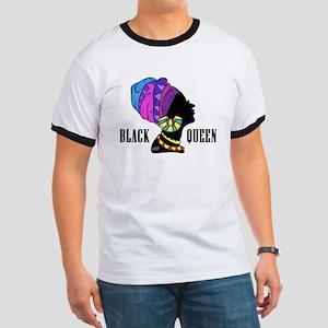 Black African Queen T-Shirt