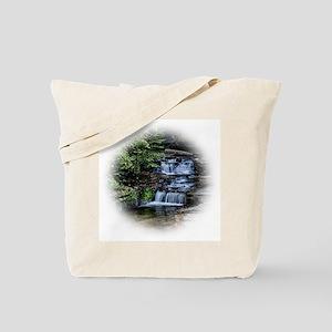 Eagle Cliff Falls 1 Tote Bag