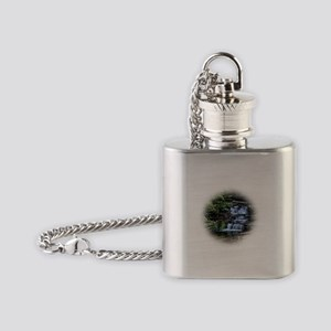 Eagle Cliff Falls 1 Flask Necklace
