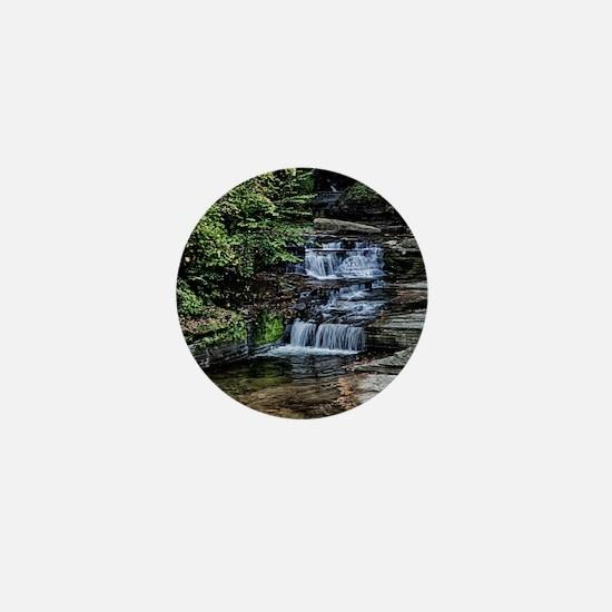 Eagle Cliff Falls 1 Mini Button