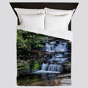 Eagle Cliff Falls 1 Queen Duvet