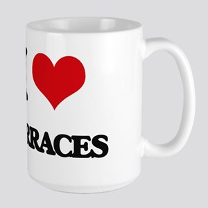 I love Terraces Mugs
