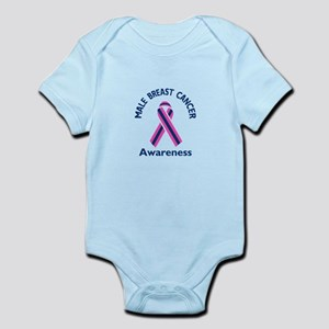 MALE BREAST CANCER Body Suit