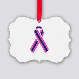 MALE BREAST CANCER Ornament