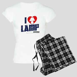 i love lamp Pajamas