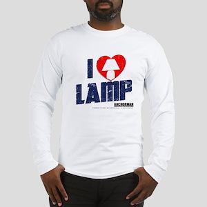 i love lamp Long Sleeve T-Shirt