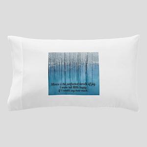 Silence Pillow Case