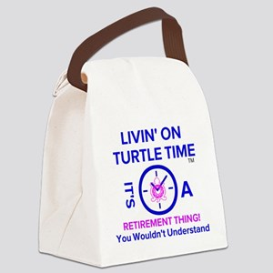 It's A Retirement Thing! Canvas Lunch Bag