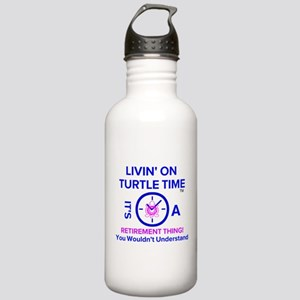 It's A Retirement Stainless Water Bottle 1.0l