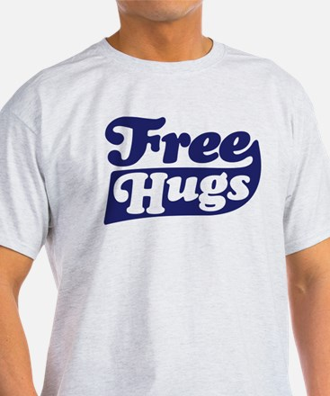 Unique Free hugs T-Shirt