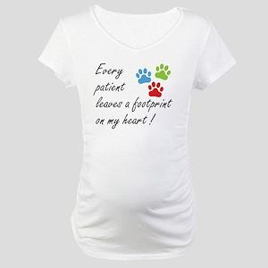 Veterinary Technician Maternity T-Shirt