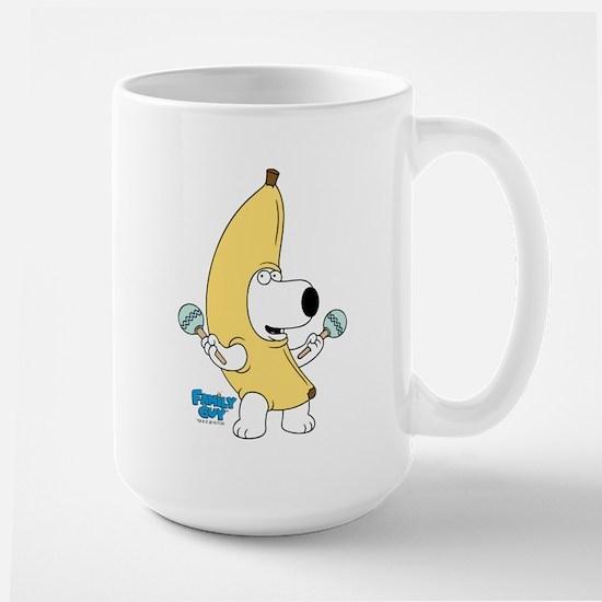 Family Guy Peanut Butter Jelly Time Large Mug