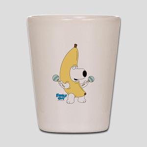 Family Guy Peanut Butter Jelly Time Shot Glass