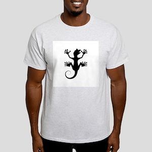 Gecko Lizard Light T-Shirt