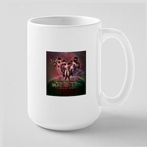 Brand New Earth Mugs