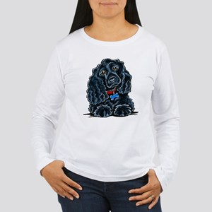 Cocker Spaniel Fitz Long Sleeve T-Shirt