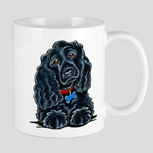Cocker Spaniel Fitz Mugs