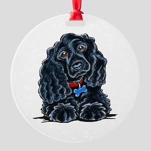 Cocker Spaniel Fitz Ornament
