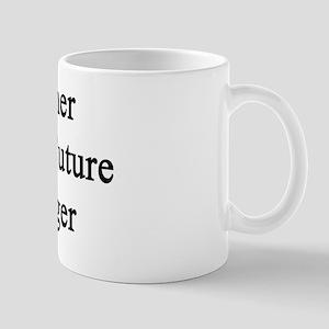 Father Of A Future Singer  Mug