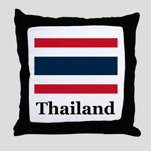 Thai Thailand Throw Pillow