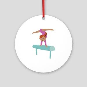 Beam 1 Ornament (Round)