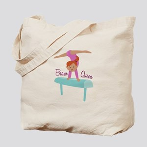 Beam Queen Tote Bag