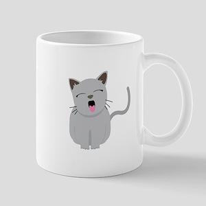 Kitty 1 Mugs