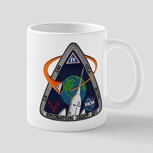 USAF EFT-1 Logo Mug