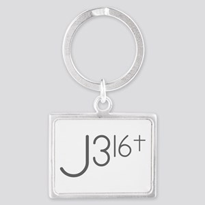 J316Typo Keychains