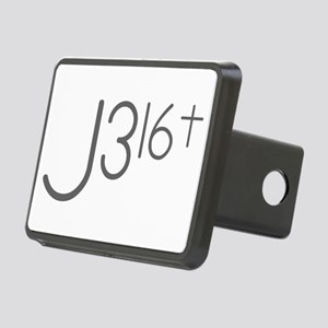 J316Typo Hitch Cover
