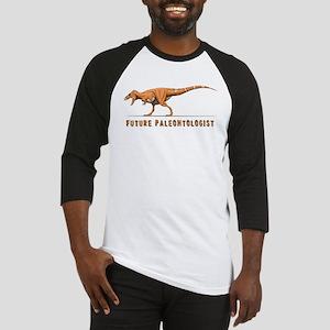 Future Paleontolgist Baseball-style T-shirt Baseba