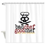 Bcgc Logo 5.0 Shower Curtain