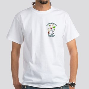 Happy Hour Club White T-Shirt