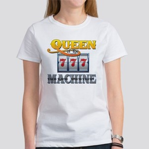 Queen of the Machine Women's T-Shirt