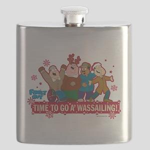Wassailing Flask