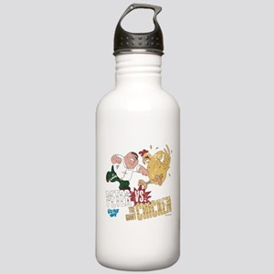 Family Guy Peter vs. T Stainless Water Bottle 1.0L