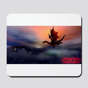 Home At Last Mousepad