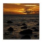 Maui Sunset Tile Coaster