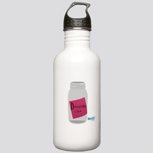 New Girl Jar Stainless Water Bottle 1.0L