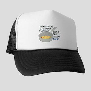 New Girl Frittata Trucker Hat