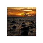 Maui Sunset Sticker
