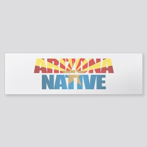 Arizona PC Bumper Sticker