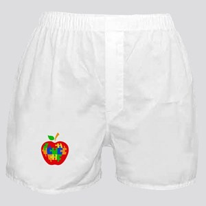 SPECIAL NEEDS APPLE Boxer Shorts