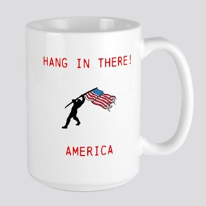 Hang In There! Mugs